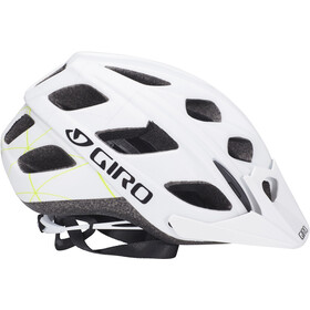 Giro Hex Kask rowerowy, matte white/lime